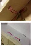 Ручка нижнего ящика