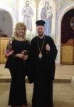 З Архієпископом Михаловсько-Кошицьким Георгієм
