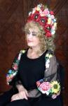 Современный украинский костюм.