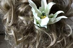 """№150. Шпилька для волос """"Лилия""""."""