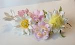 №6.хризантема, різні