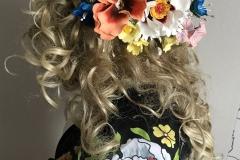 №147. Прикраса для волосся чи плаття.