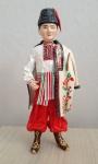 Украинский костюм Киевской области