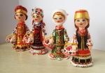 Колекція українських костюмів.