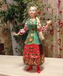 украинский костюм Черниговской области
