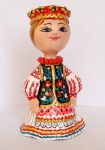 украинский костюм Львовской области
