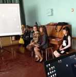 """Презентація \""""Казкового подарунку\"""" у Бородянській ЗОШ №2."""
